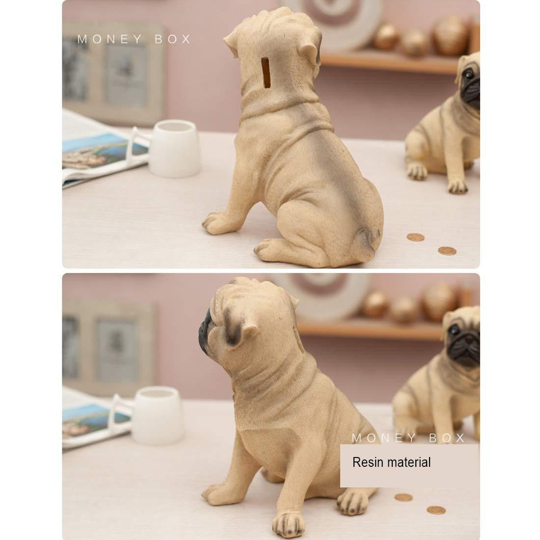 Sakuldes Sparschwein Großer Hund Münze Sparschwein Kind Münze Hund Sparschwein (Größe : L) b439b9