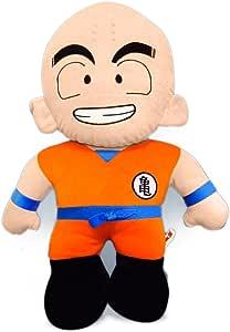 Peluche Dragon Ball Krillin super soft 30 cm aprox: Amazon