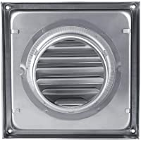 Ventilador de pared, 100 mm Ventilador de acero