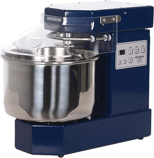 Amazon Com Haussler Alpha Spiral Dough Mixer Blue 9 Quart