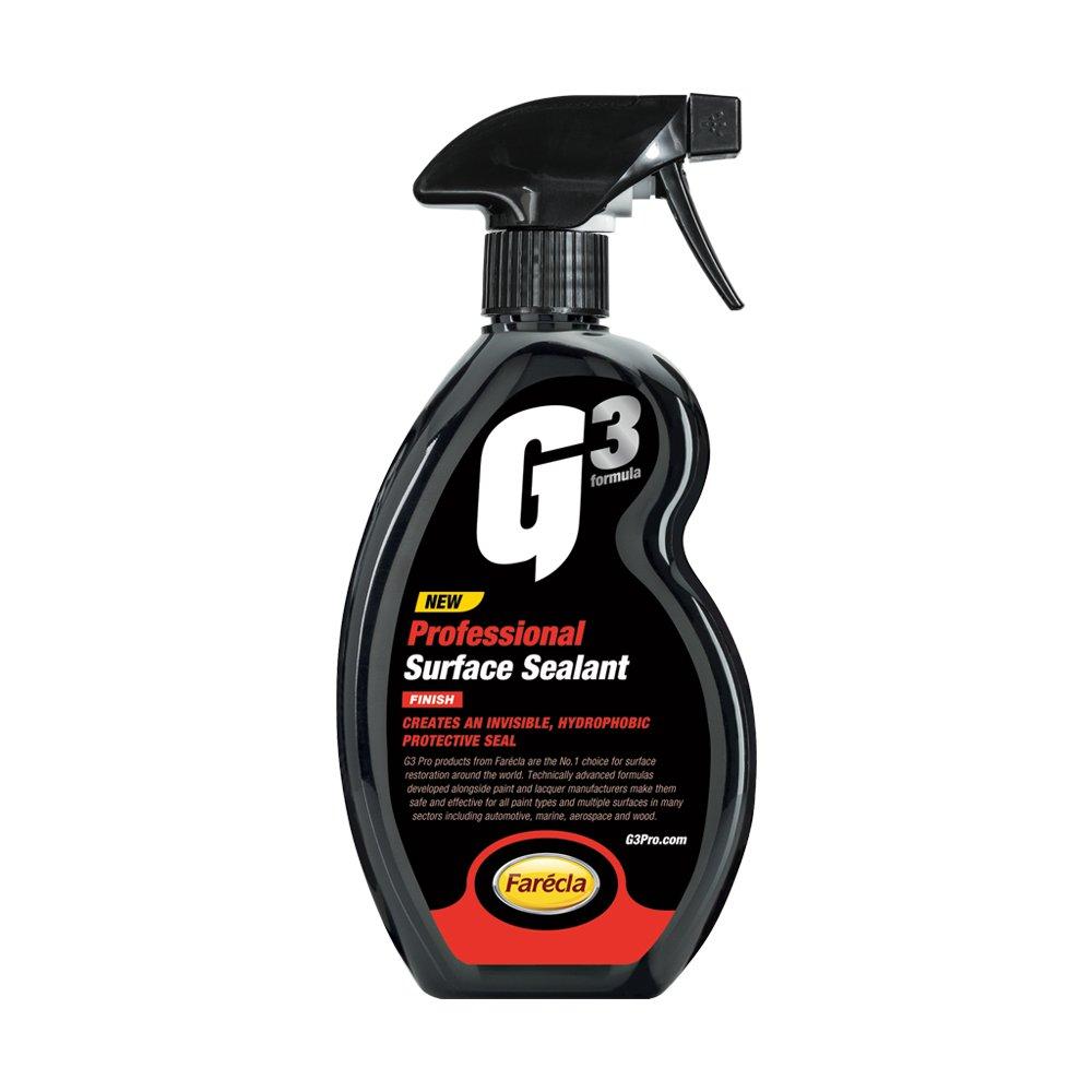 G3 Pro 7210 Superficie sellador, 500 ML 500ML Farécla Products Ltd