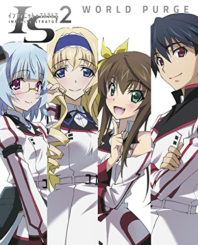 Animation - Infinite Stratos 2 Ova World Purge Hen [Japan DVD] OVBA-1020