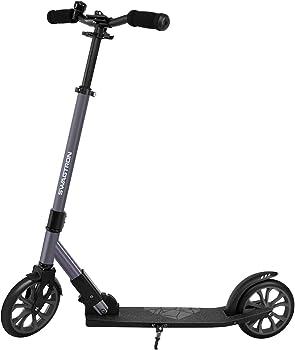 Swagtron K8 Titan 220LB Max Load Commuter Kick Scooter