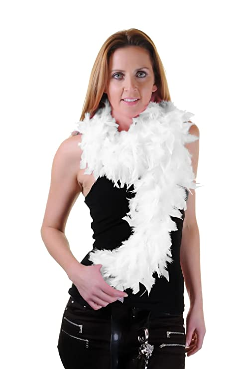 PINK 150cm FEATHER BOA BURLESQUE HEN NIGHT DANCE FANCY DRESS OUTFIT COSTUME
