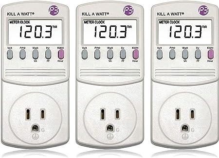 NEW P3 International P4400 Kill A Watt Electricity Usage Voltage Monitor