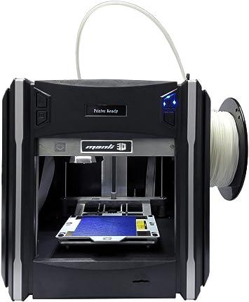 Manli MiniPrint Impresora 3D de Color inalámbrico, Incluye Tarjeta ...