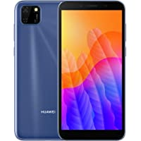 "HUAWEI Y5P Smartphone, 5.45"" Display, 32 GB ROM 2GB RAM, Dual SIM, 8MP+5MP Camera, Blue"