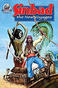 Sinbad-The New Voyages Volume Five by [Doran, Barbara, Fortier, Ron, Houston, Lee, Constantine, Percival]