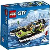 LEGO City - 60114 - Le Bateau De Course