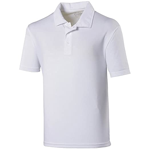 1ffa3696a Just Cool Mens Plain Sports Polo Shirt