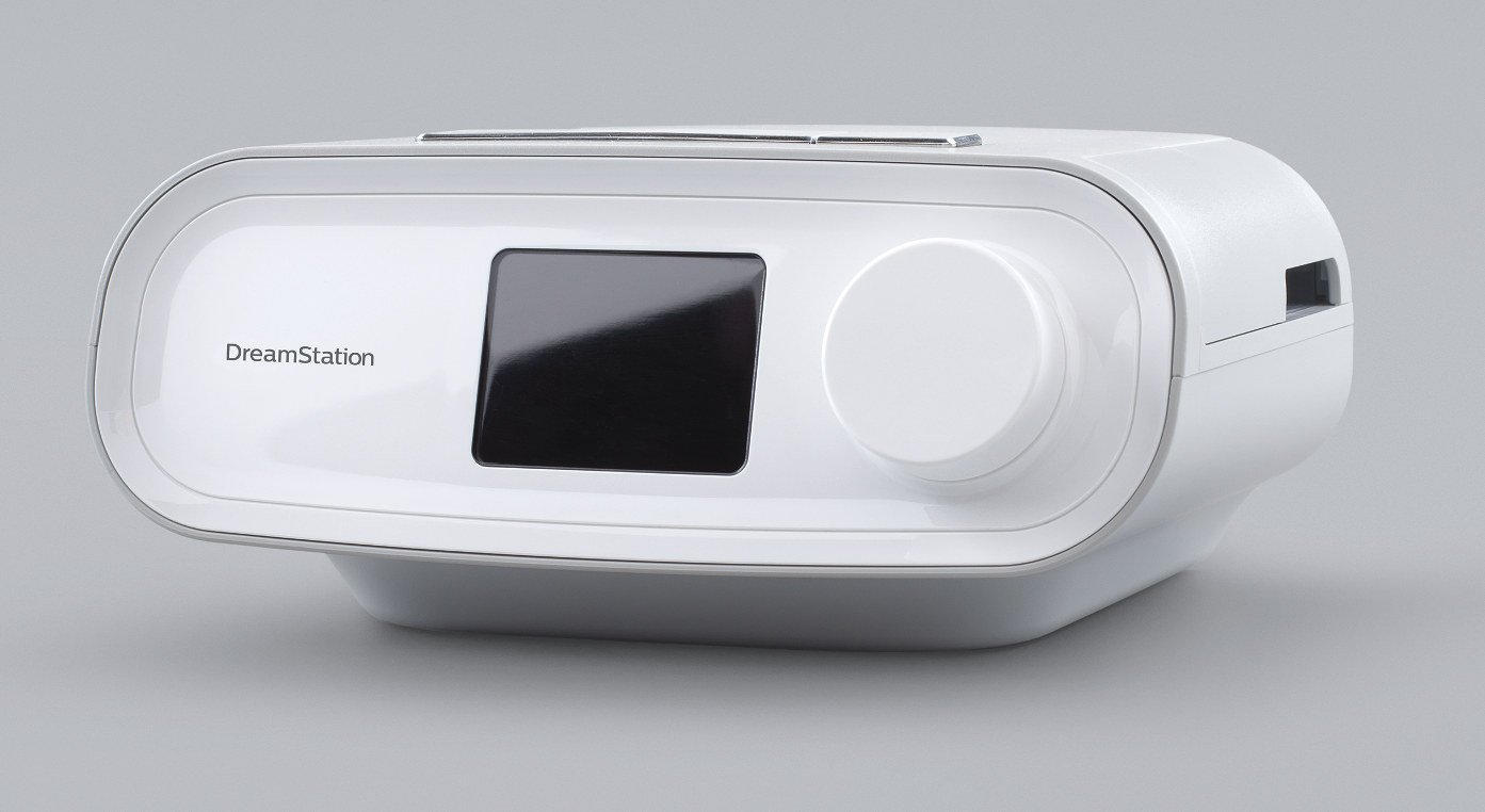 Pilot-12- Philips Dreamstation CPAP Battery for BiPAP Pro, w/Humidifier, w/Heated Tube - B117