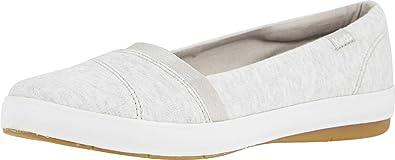 Carmel Heathered Knit Sneaker