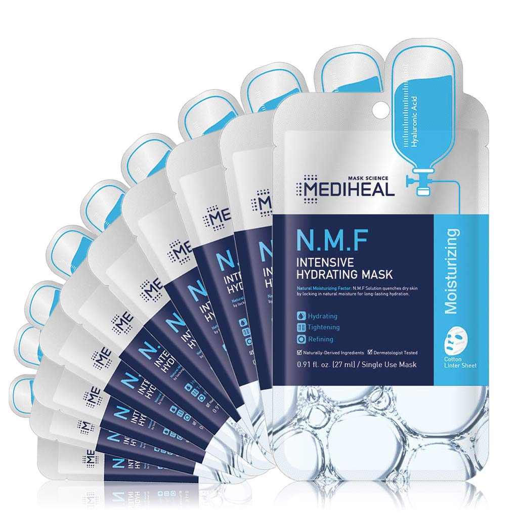 MEDIHEAL Official N.M.F Intensive Hydrating Mask