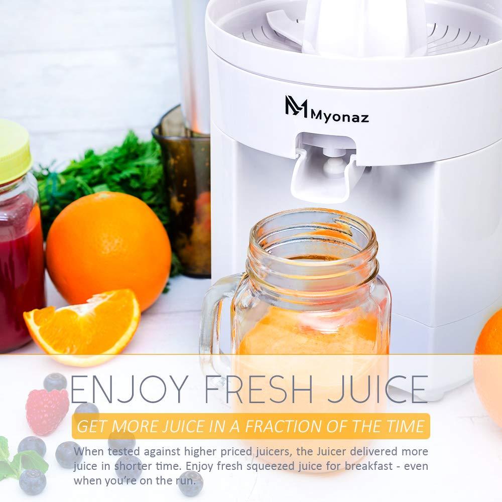 Kitchen & Dining Small Appliances MYONAZ 500ML Electric Citrus ...