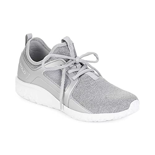 Polo RALPH LAUREN Train 150 Zapatillas Moda Mujeres Gris - 38 ...