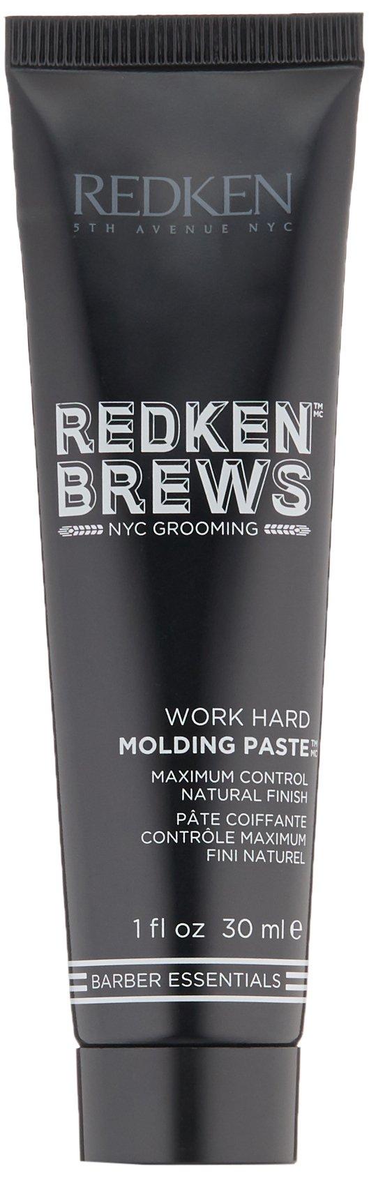 Redken Brews Molding Paste, 1.0 fl. oz.