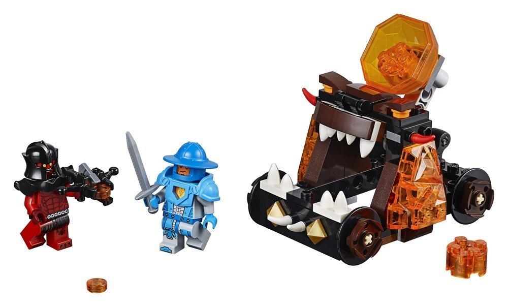 Lego Nexo Knights 70311 Chaos Catapult Mixed Amazon Toys