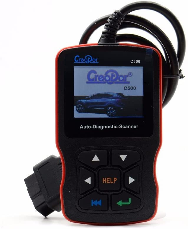 C500 Creator C500 Auto Diagnostic Scanner for BMW//Honda//Acura//OBDII//EOBD