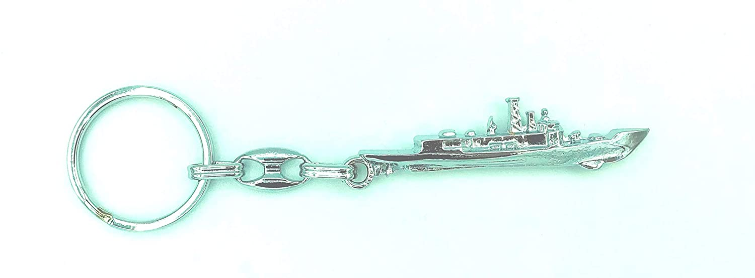 Famous Warship Oliver Hazard Perry Class Key Chain