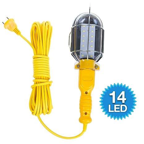 amarilla LED 14 220 luminosidad 7 W mecánico Lámpara V alta 29eWEYHbID