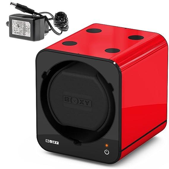 Vitrina movimiento Beco Starter Set Boxy Fancy Brick rojo 1
