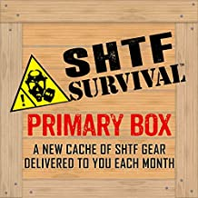 K EXCLUSIVE SHTF Mystery Survival Gear Monthly Subscription Box