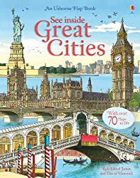 See Inside Great Cities (Usborne See Inside)