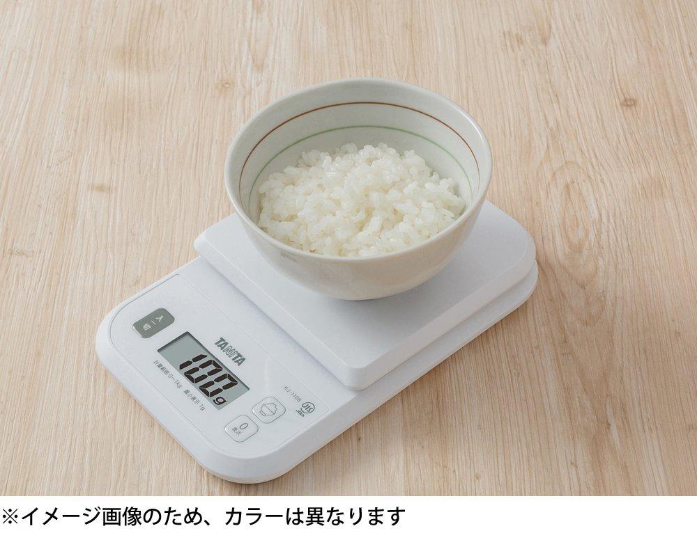 タニタ デジタルクッキングスケール KJ-110S