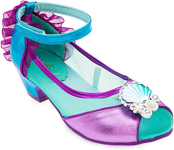 Disney Ariel Costume Shoes for Kids Multi