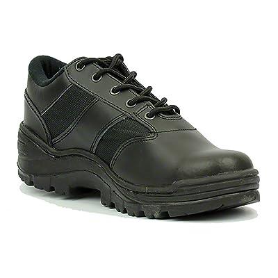 Mil-Tec Chaussures de sécurité mi-hautes