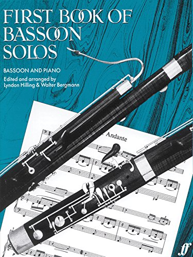 First Book of Bassoon Solos (Faber Edition)