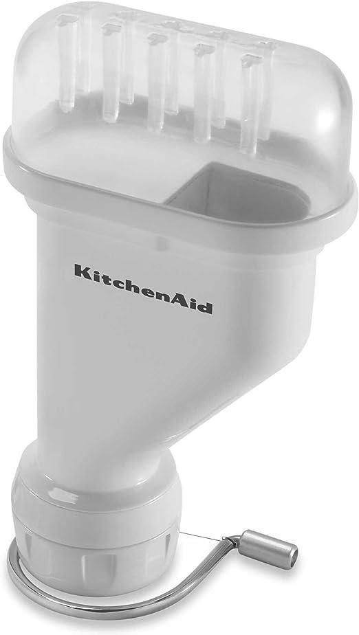 KitchenAid para hacer pasta prensa para rejilla de base de la amasadora HR1565: Amazon.es: Hogar