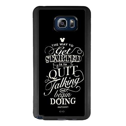 Amazon Samsung Note 60 Case Onelee Walt Disney Quotes Tire Cool Slam Metal Quotes