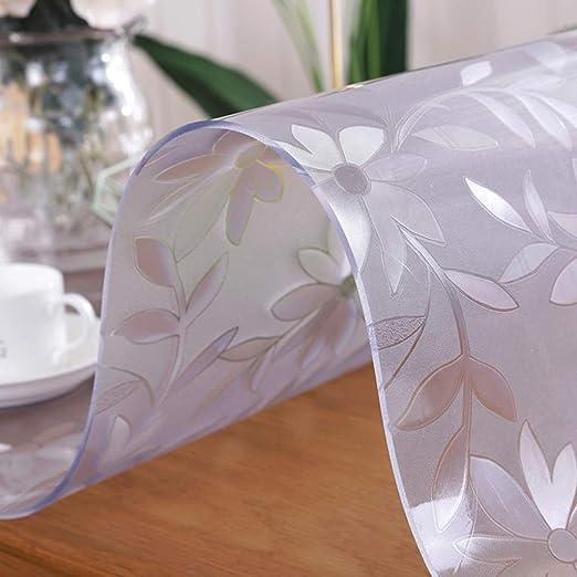 Skkyer Mantel de Vinilo de 3 mm de Espesor de PVC Protector de ...
