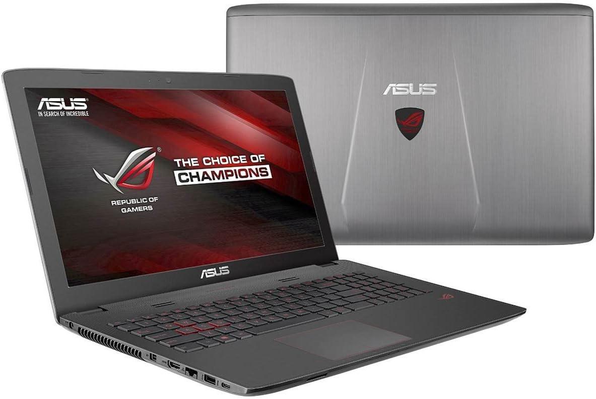 ASUS ROG GL552VW-DH74 Gaming Notebook (i7-6700HQ, 16GB RAM, 128GB SSD + 1TB HDD, NVIDIA GTX 960M 4GB, 15.6