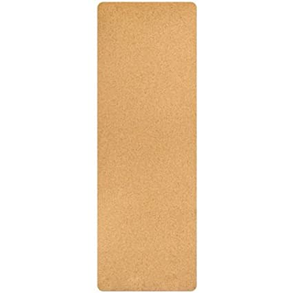 Amazon.com : Hot Heaven TPE + Cork Non-Slip Yoga Mat Fitness ...