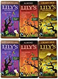 Lily's Sweets Stevia-Sweetened Chocolate 3-Flavor Variety Pack (Original Version)