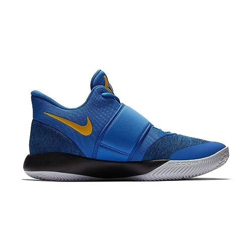 huge selection of 153d7 6de14 Nike Men s Kd Trey 5 Vi Low-Top Sneakers Multicolour (Signal Blue Black