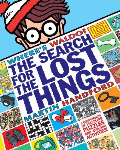 Wheres Waldo Search Lost Things