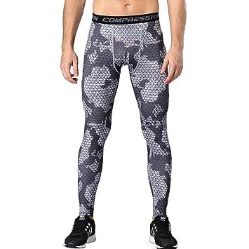 Sport & Unterhaltung Männer Compression Leggings Gym Fitness Camouflage Hosen Mann Laufen Jogging Elastizität Enge Hosen Männlichen Schnelle Trockene Strumpfhosen Jogginghose
