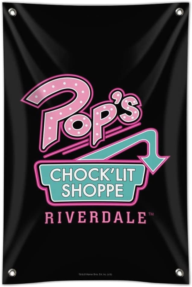GRAPHICS & MORE Riverdale Pops Chock'lit Shoppe Home Business Office Sign