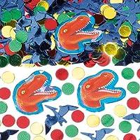 Amscan International Confetti Prehistoric Party