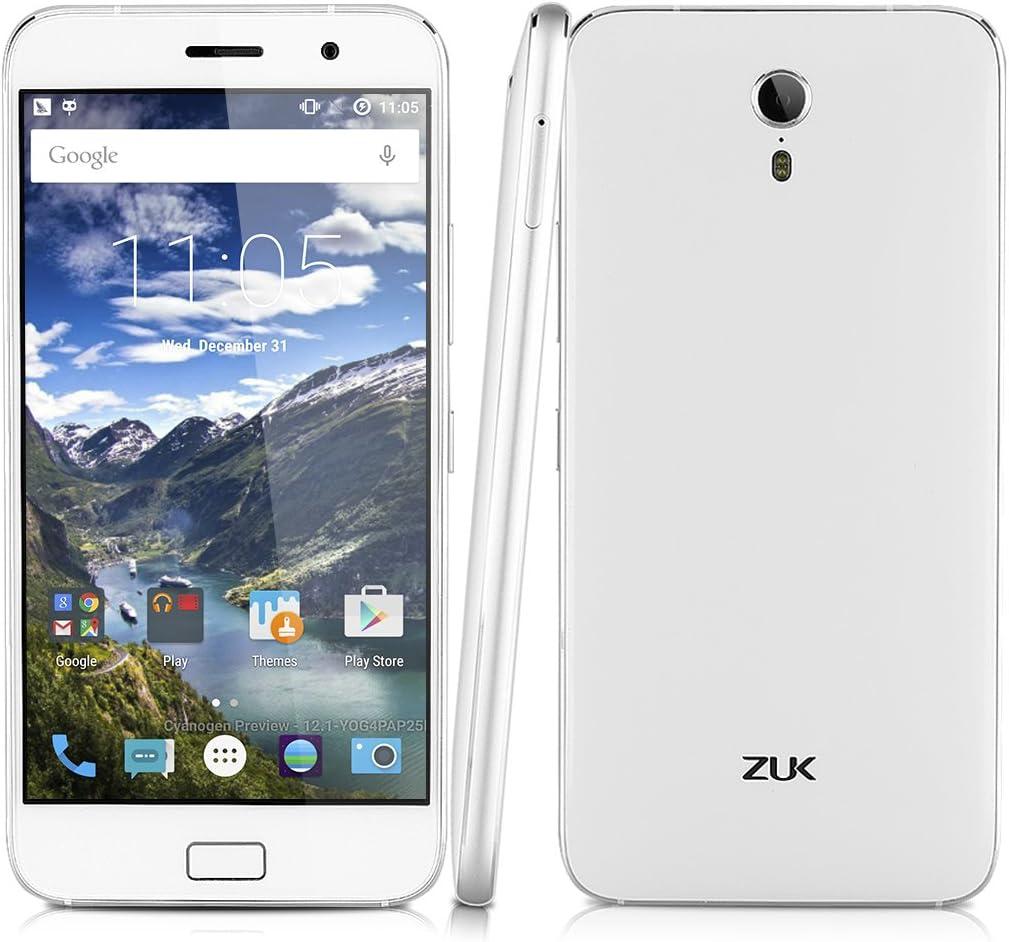 Lenovo ZUK Z1 5,5 pulgadas 4 G Smartphone libre teléfono móvil ...