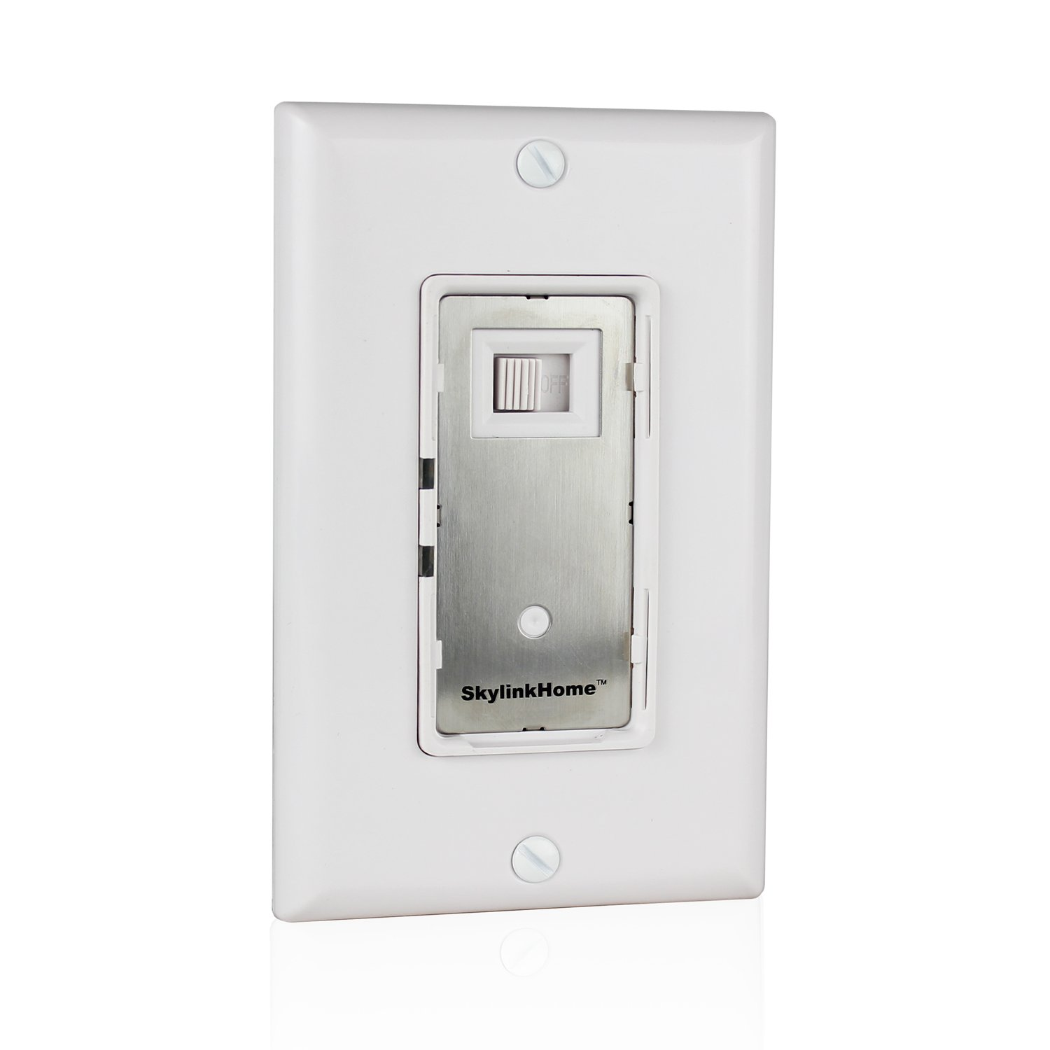SkylinkHome WR-001 Dimmable Wall Switch Lighting Control In-Wall Remote Controllable Home Automation Smart Light Receiver,SkylinkNet Compatible Easy DIY Installation without neutral wire (300 Watts)