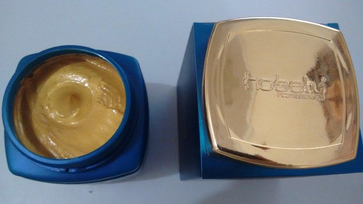 The Real Golden Mask - El verdadero Baño de Oro - Brazilian Treatment Mirror Effect.