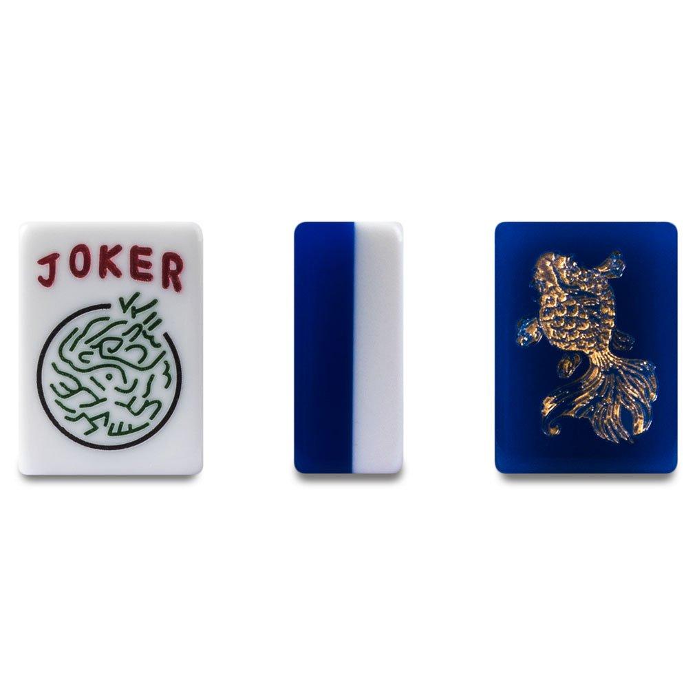 お気にいる Set of 166 American Mahjong Mahjong Tiles American -