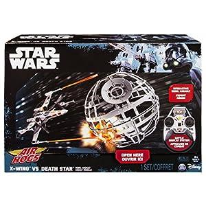 Air Hogs - Star Wars X-wing vs. Death Star, Rebel Assault - RC Drones - 61Kd 2BJaRdpL - Air Hogs – Star Wars X-wing vs. Death Star, Rebel Assault – RC Drones