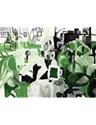 Untitled (Objects in Green)