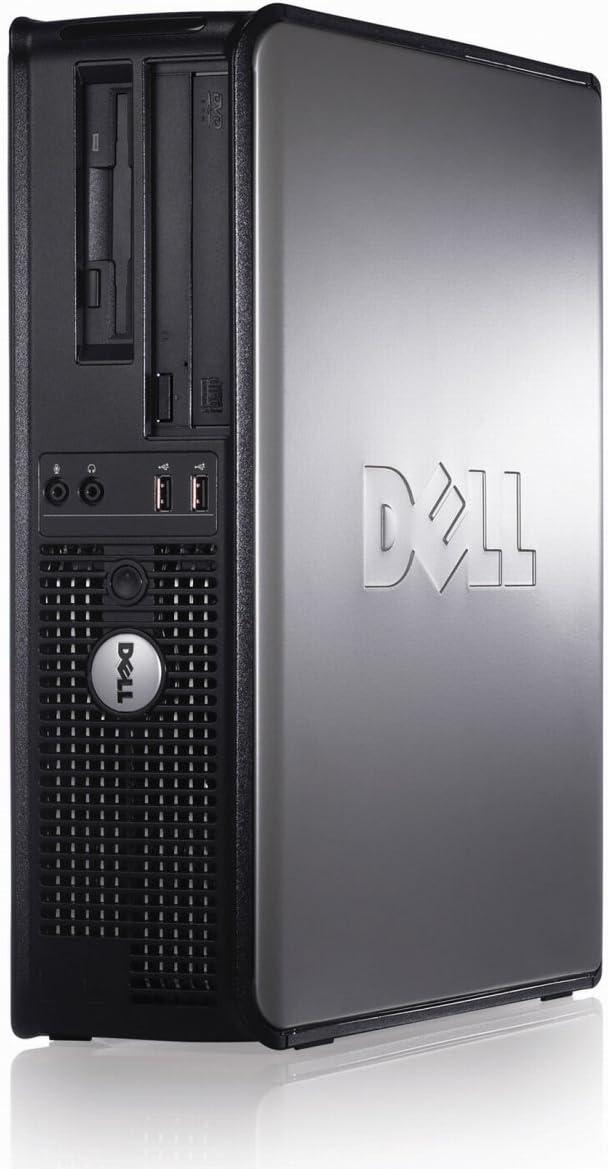 Dell Optiplex, Intels Powerful & Efficient Intel Pentium Dual Core 1.6 GHz CPU Processor, SATA DVD, Windows 10 Home (Renewed)