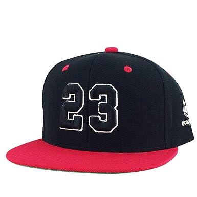 478a8f07e59c0d ... closeout number 23 black white red visor 2tone hip hop snapback hat cap  x air jordan